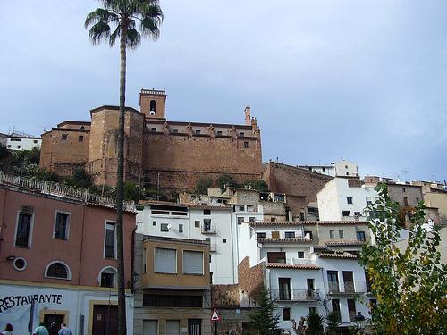 Villafamés, el tesoro que sube la colina