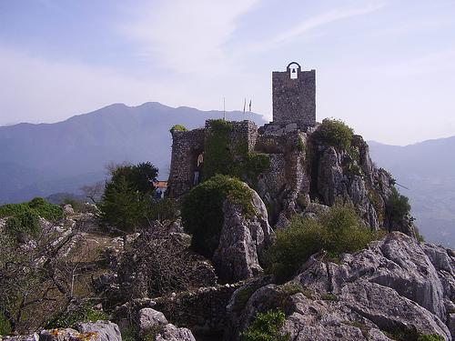 Castillo de Gaucin