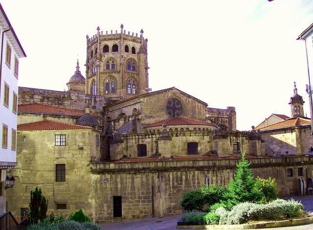 Paseo por el centro histórico de Orense