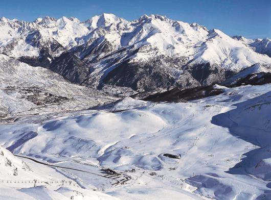 Panticosa, las pistas de esquí más modernas
