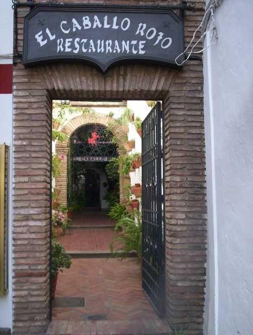 Restaurante El Caballo Rojo