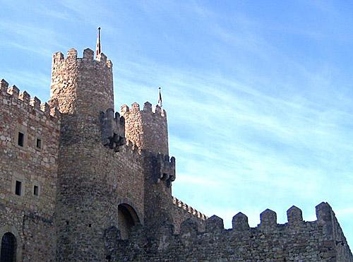 Fortalezas y castillos en Guadalajara