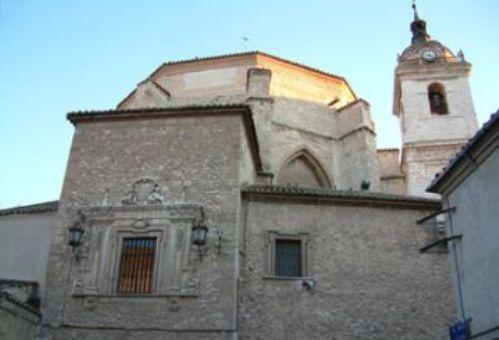 Catedral Nuestra Señora del Prado de Ciudad Real