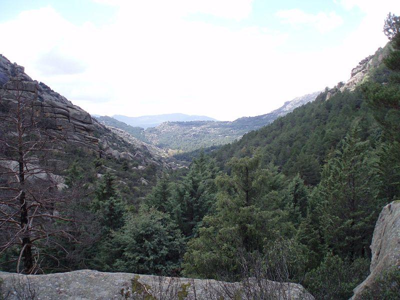Una excursión por la Sierra de Guadarrama