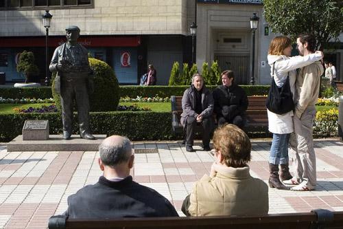 Plaza del Altozano, punto de encuentro en Albacete