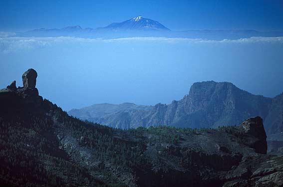 Senderismo en el interior de Gran Canaria