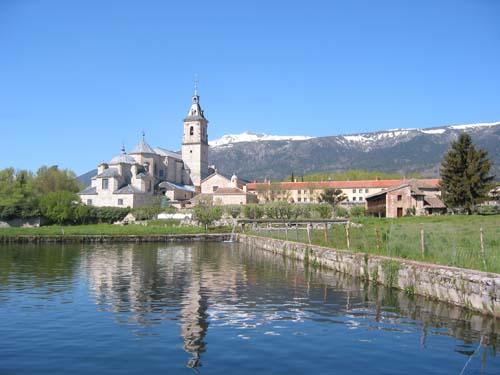 Monasterio de El Paular en Rascafr�a