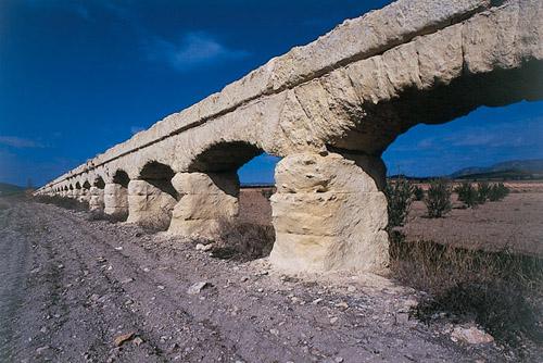 Acueducto de Albatana, en Albacete