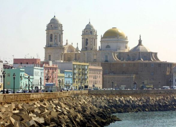 Lugares de interés para visitar en Cádiz