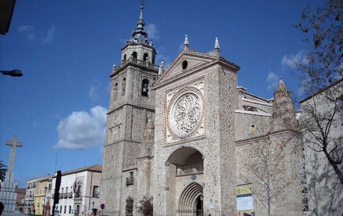 Iglesia de Santa María la Mayor, en Talavera