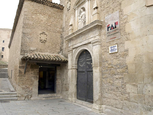 Museo Fundación Antonio Pérez en Cuenca