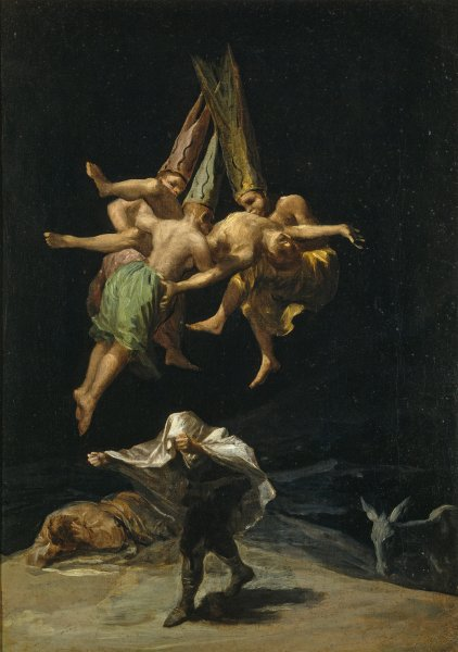 Exposición Goya y el Mundo Moderno en Zaragoza