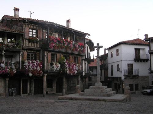 Turismo desconocido en castilla for Visitar la alberca y alrededores