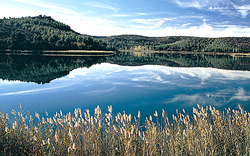 Parque Natural de Las Lagunas de Ruidera: agua y vida