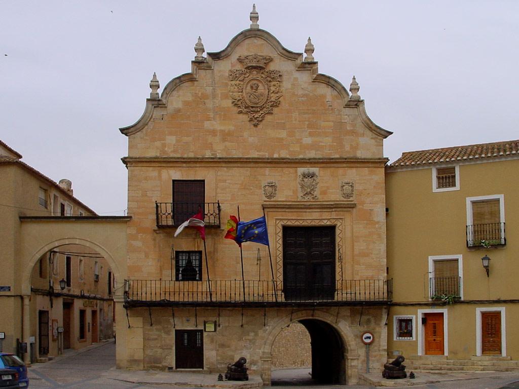 Plaza Mayor de Chinchilla