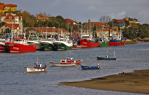 Puerto de San Vicente de la Barquera