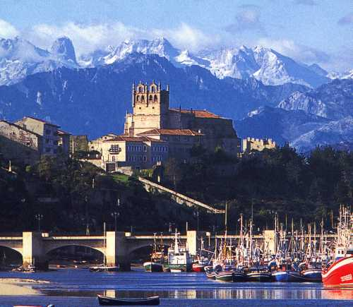 San Vicente de la Barquera, los puentes del norte