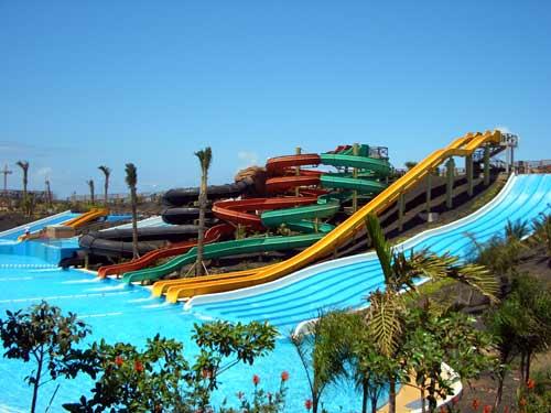Baku, ocio para la familia en Fuerteventura