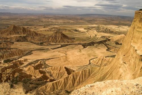 Bárdenas Reales, un desierto curioso