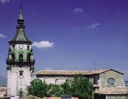 La Catedral de Santa María de Vitoria