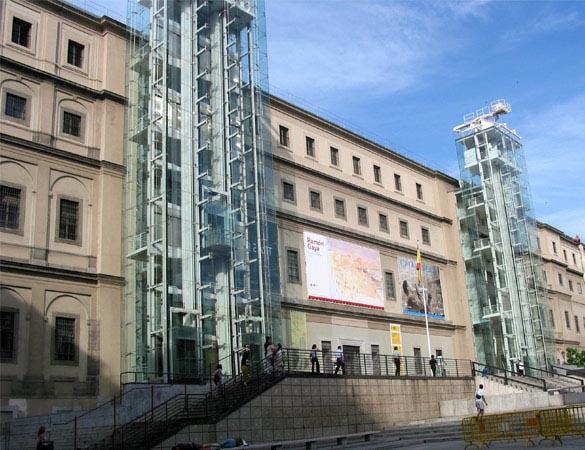 Tres museos en el Paseo del Prado de Madrid