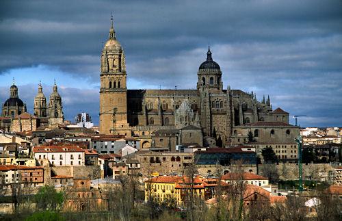Salamanca, la ciudad de las piedras