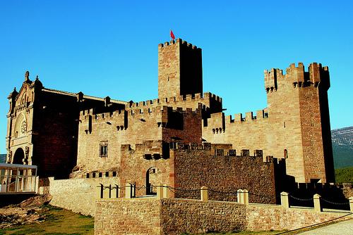 Javieradas al Castillo de Javier