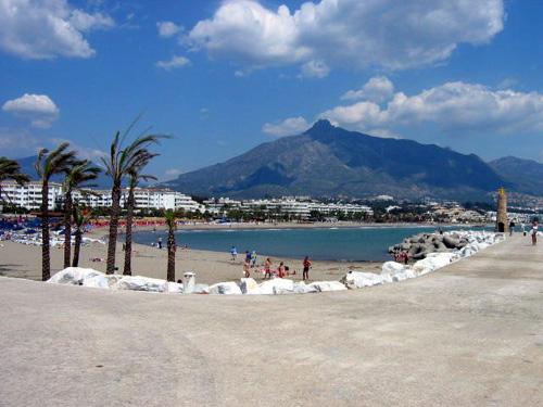 Las playas de Marbella