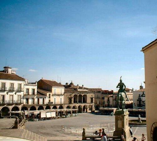 Trujillo, ciudad de conquistadores
