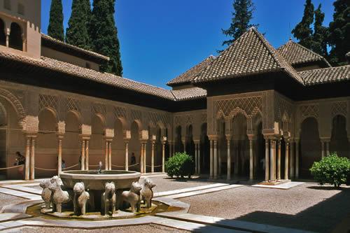 El Albaicín, la Alhambra y el Generalife