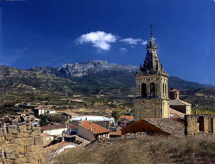 La Comarca de la Sonsierra en La Rioja