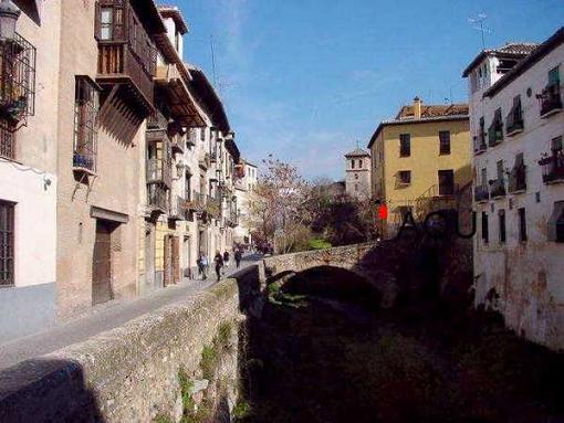 La Carrera del Darro y la Cartuja, en Granada