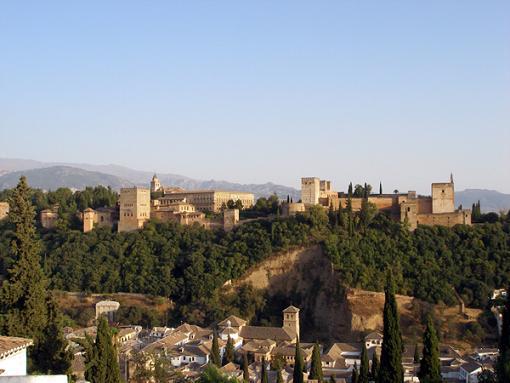 Viaje a Granada, guia de turismo