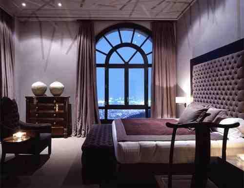 Habitaciones del Gran Hotel La Florida