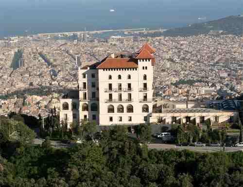 El Gran Hotel La Florida de Barcelona