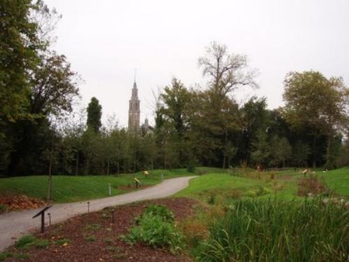 Jardin Botanico de La Rioja