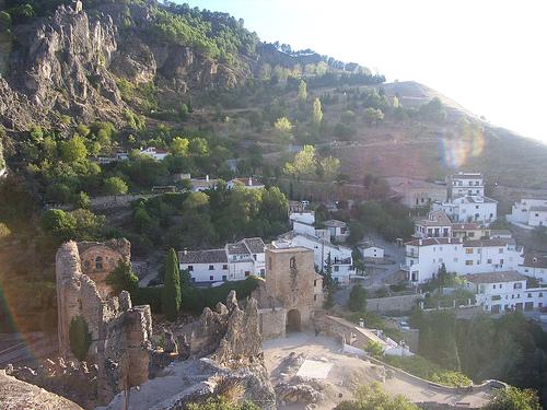 Parque Nacional de Segura y Cazorla en Jaén