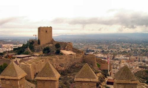 Lorca, historia, arte y belleza
