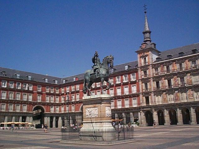 Viaje a Madrid, guía de turismo