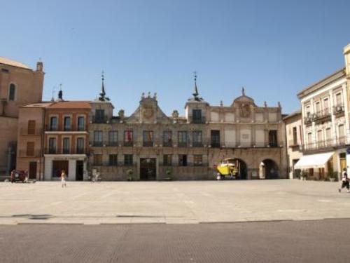 Medina del Campo, pueblo monumental