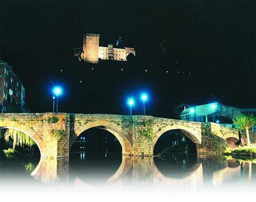 Monforte de Lemos, en Lugo