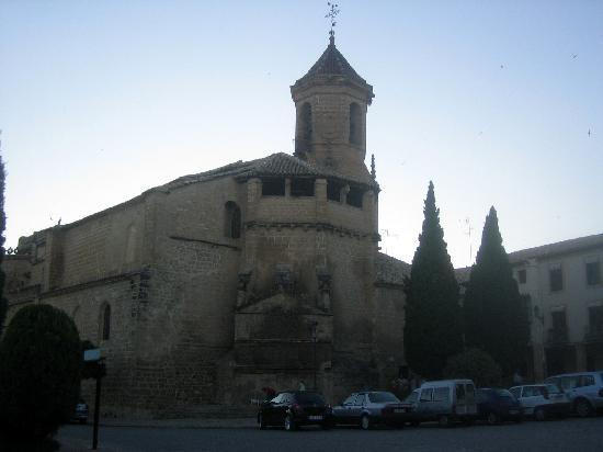 Iglesia de San Pablo en Úbeda
