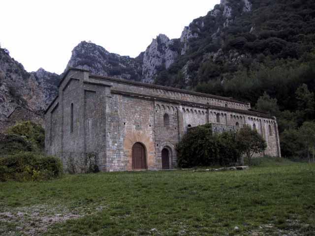 Monasterio de Santa Maria de Obarra