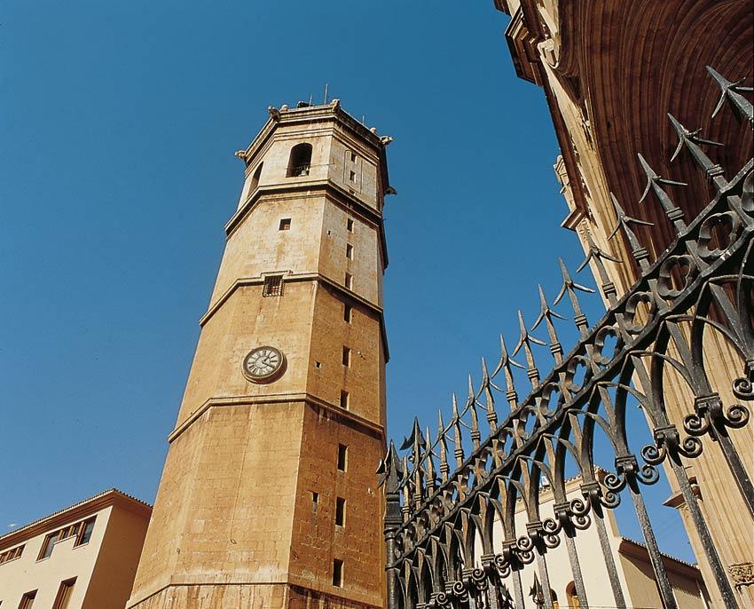 Un paseo por el centro de Castellón