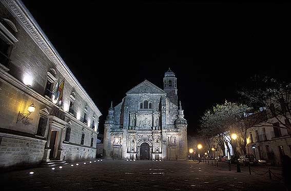Iglesia de San Salvador en Úbeda