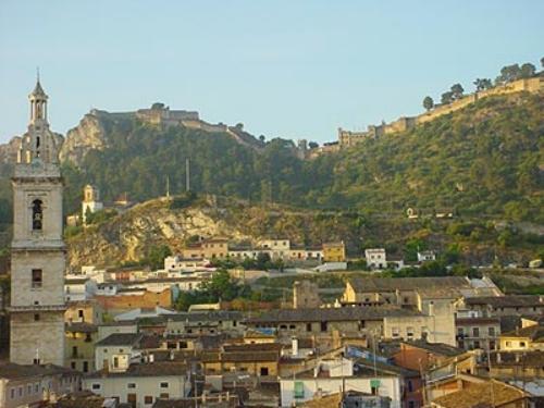 Xativa, una joya en la Comunidad Valenciana