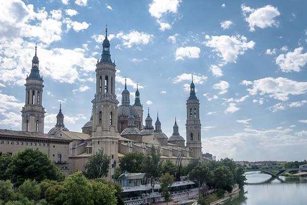 Zaragoza Basilica del Pilar