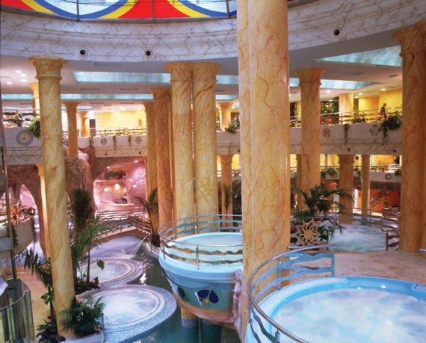 Balneario de spa de Marina D'Or