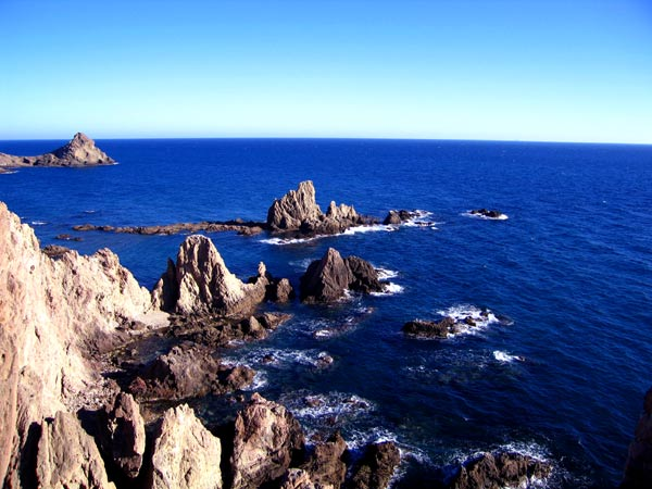 El Cabo de Gata, un parque natural de película