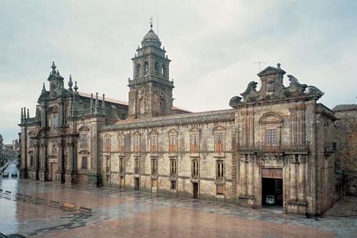 Celanova, el Monasterio de San Salvador
